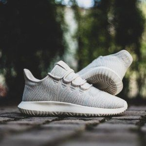 Adidas Tubular Shadow Knit Low Top Sneakers 10 NWT